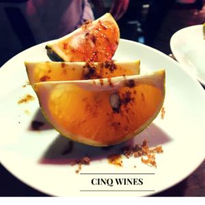 Cinq wines- vinos boutique en Guatemala- Mercado 24 postre