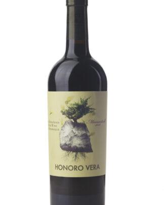 Cinq wines- vinos en Guatemala- Honoro Vera Monastrell organico