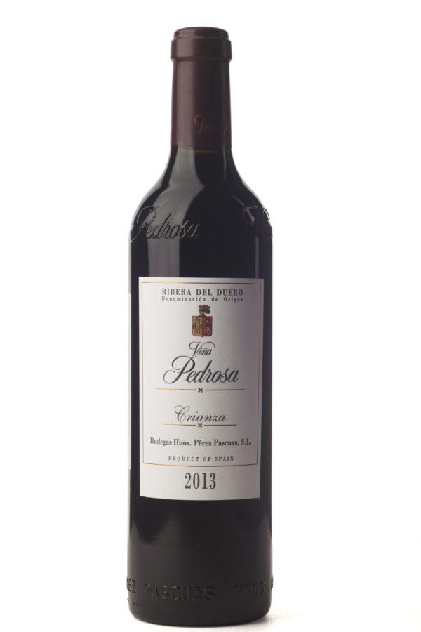 Cinq wines- vinos en Guatemala- Viña Pedrosa Crianza