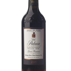 Cinq wines- vinos en Guatemala- Viña Pedrosa Gran Reserva