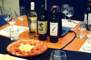 Cinq Wines- clases de vino- el mejor maridaje