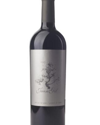 Cinq wines- Vinos en Guatemala- juan gil etiqueta plata