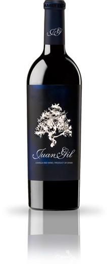 Cinq wines- Vinos en Guatemala- juan gil etiqueta azul